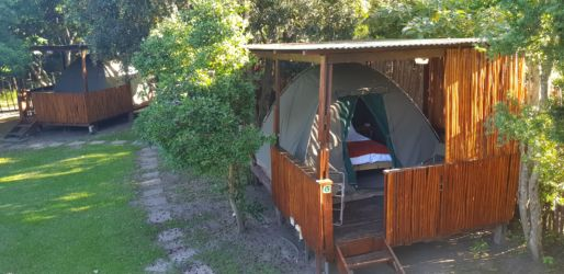Tsitsikamma Backpackers Camping